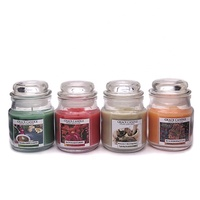 scented massage yankee style candles in bulk