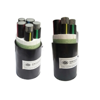 Single Core Aluminium Alloy Power Cable Wire