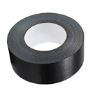 Butyl Black Adhesive Tape Suppliers Butyl Rubber Logo Duct Tape Cloth Adhesive Tape Black Cloth Tape
