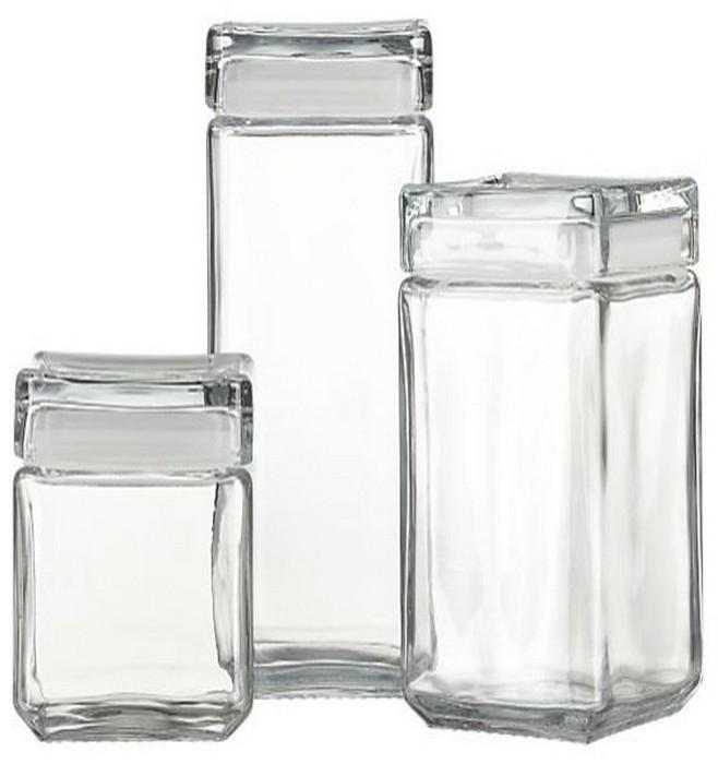 Leere platz 800ml 1150ml 1500ml 2000ml breiten mund große glas kräuter jar lebensmittel lagerung glas gläser set mit glas deckel