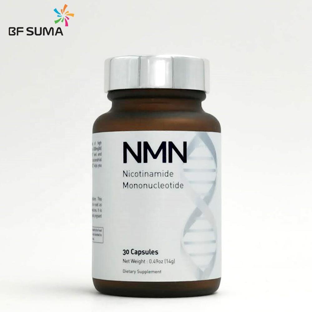 الولايات المتحدة الأمريكية نمن الخاصة وسم مكافحة الشيخوخة نيكوتيناميد النوكليوتيد نمن كبسولات الملحق الصحي