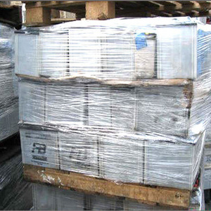 Advance Used Electronic Scrap Wet Battery Scrap For Sale