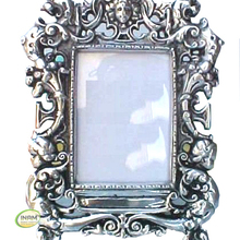 Antique handmade beautiful and designer Photo frame Metal articles home decoration Fresh arrival 2019 INAM HANDICRAFTS