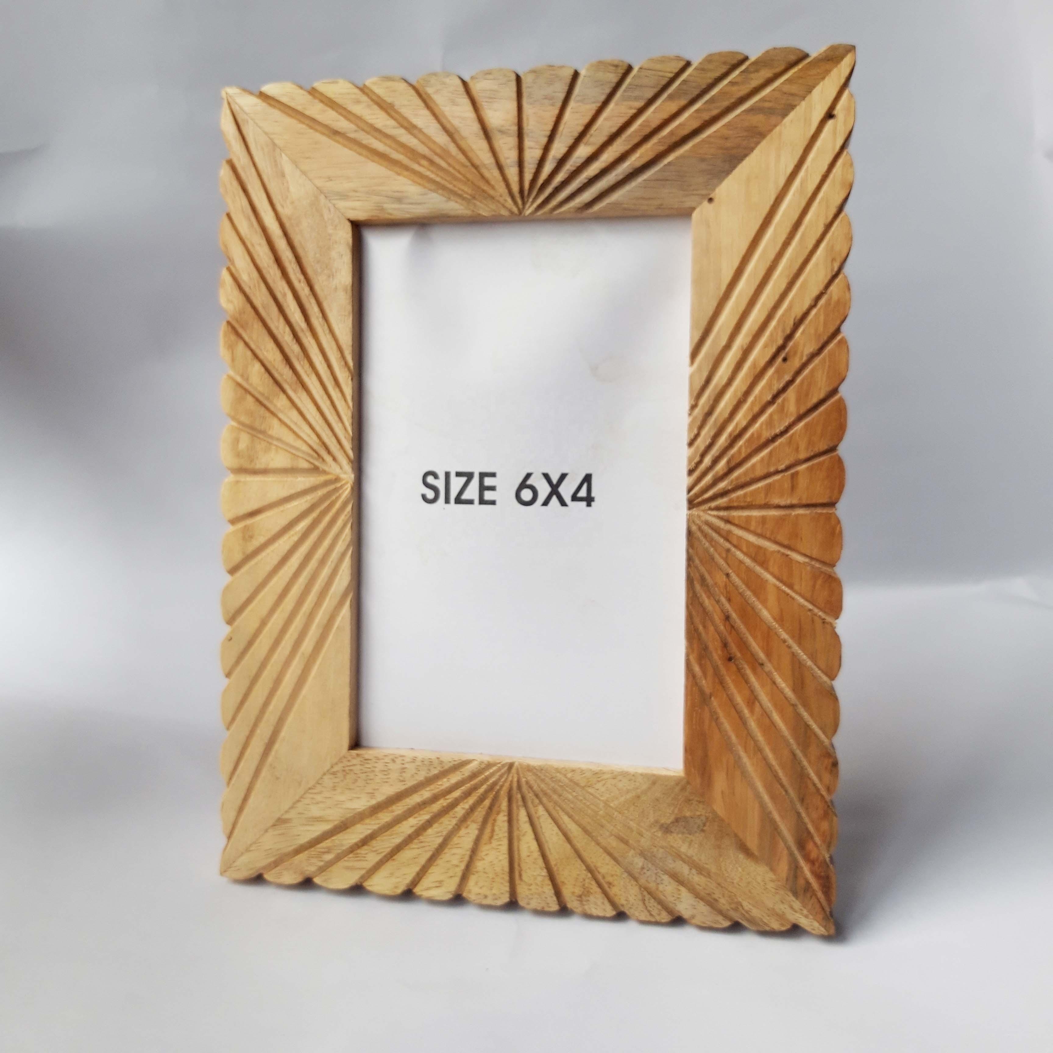 декоративные рамки для фото из дерева далеких времен