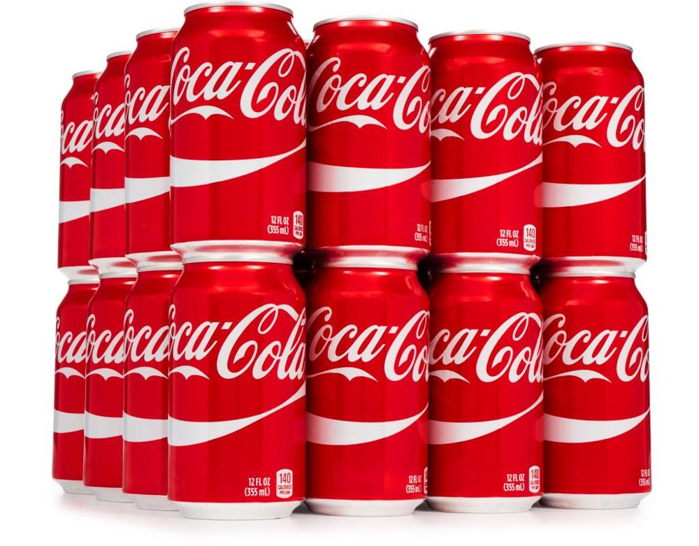 Cola Carbonated Drinks Case Pack 35 Canned Soda