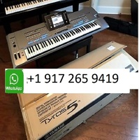 BRAND NEW Yam_aha Genos Tyros 5 76 keys Tyros 5 61 keys Arranger Workstations 76-Key Digital