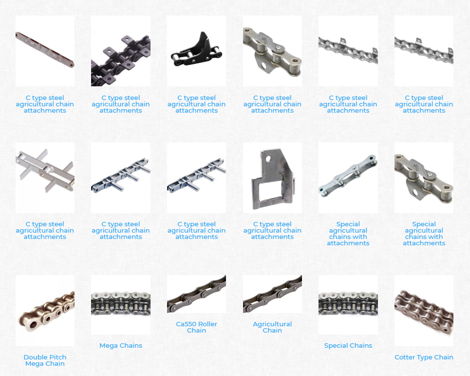 Changzhou Transmission Triplex Roller Chain with ISO