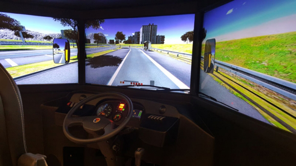 2020 New Generation Pro Truck Driving Simulator Training Simulator ( HIGH QUALITY )