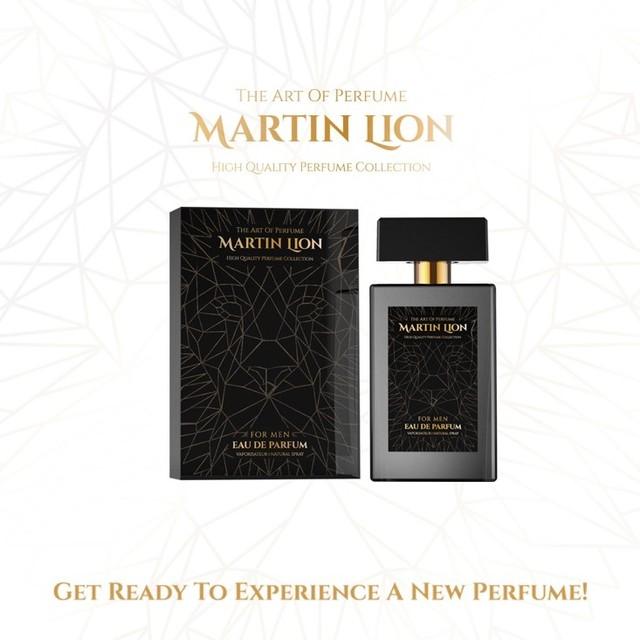 Hohe Qualität Duft 50 Ml Martin Lion Lang Anhaltende Parfumparfüm Sammlung Türkei Hersteller Buy Lange Anhaltende Eau De Parfum