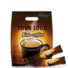 Porshealth OEM Many flavors private label keto slimming coffee white active slimming coffee