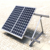 Triangle solar mounting brackets system solar panel holder solar panel rack solar rail