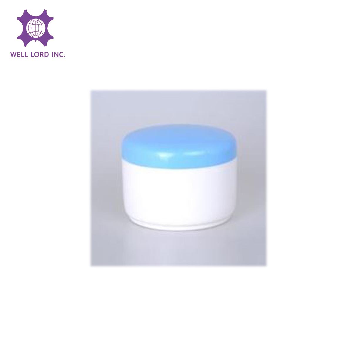 Industrial care PP 1000ml container jar wholesale screw cap with cap lid cylinder case plastic lid for jar