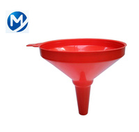 High Quality Wholesale Household OEM Custom Food Safety Plastic Oil Funnel Molding Parts In All Size