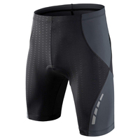 Mens Mountain Bike Biking Shorts, Bicycle Shorts, Compression Fit Lightweight Cycling Ridding Shorts