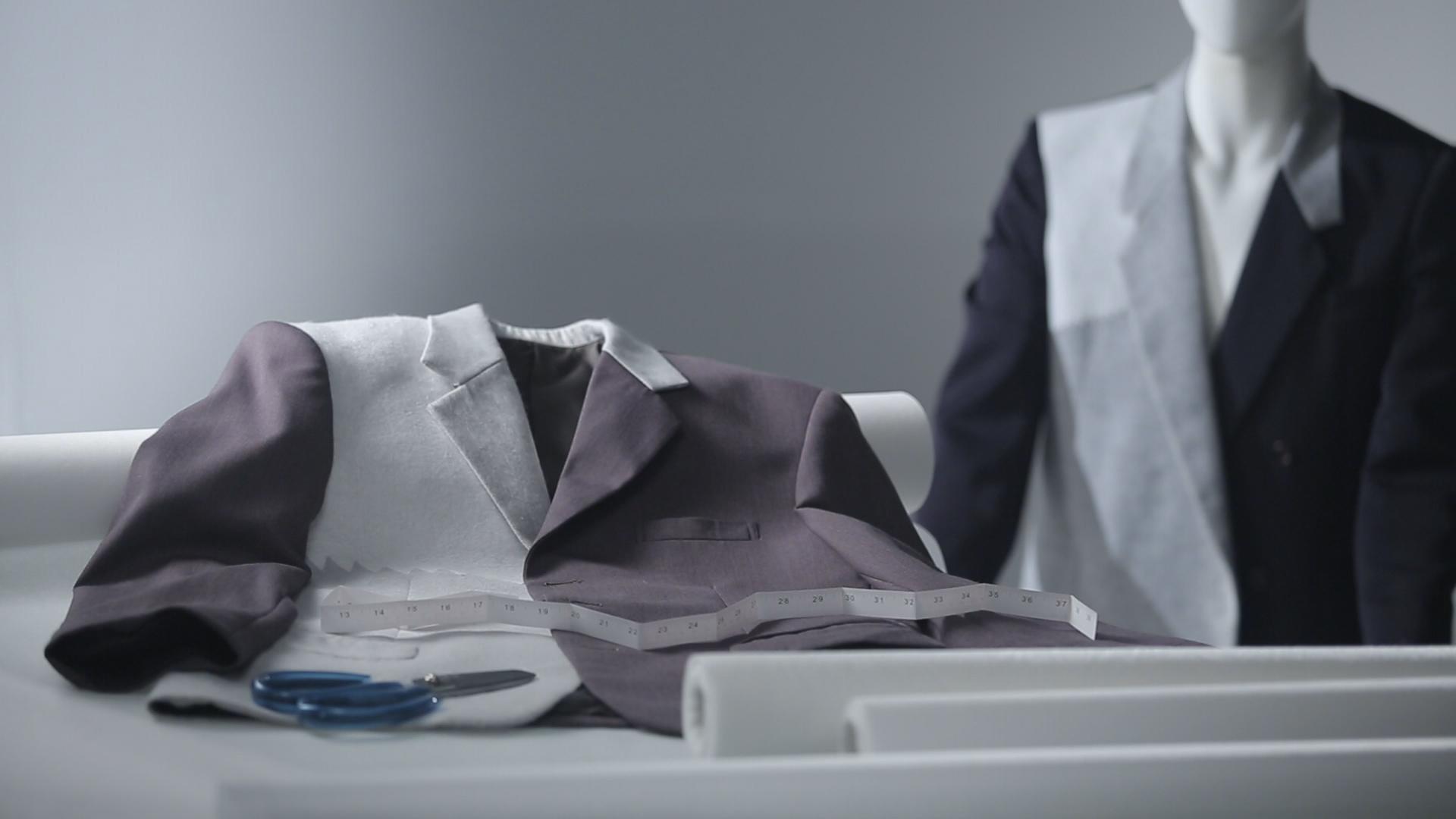 Textile médical non tissé en feutre rond écologique liaison chimique paillettes tissus non tissés
