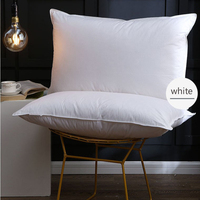 Hotel goose or duck feather down pillow inner