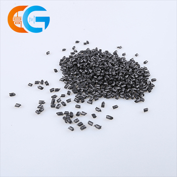 PA66 26MS The Wear-resistant lubrication pa66 plastic granules polyethylene natural color PA66 plastic raw material