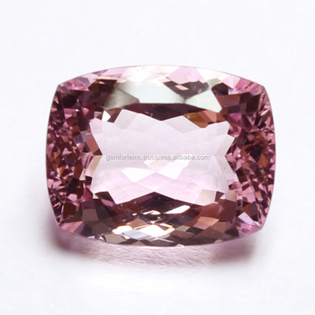 High Quality Loose Natural Semi- Precious Faceted Morganite Gemstone By PDM Gems