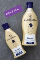 Cleopatra Shower Gel, 250ml, 500ml