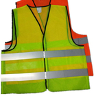 Reflective safety vests orange hunting clothing