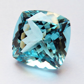 Natural Santa Maria Aquamarine Cut Loose Stone