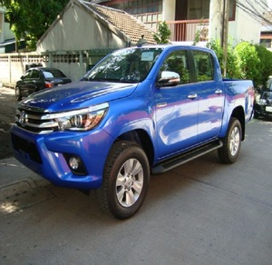 Fairly used 2015 Toyota Hilux 4x4 2.5 LT Diesel Manual DC