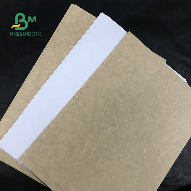 FDA & SGS Goedgekeurd Food Grade Papier 250G Witte Top Coated Kraft Board