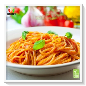 Factory OEM with BRC Soy Noodles Pasta 100% Wheat Flour & Rice Organic Healthy Best Quality Made in Wahapy Vietnam