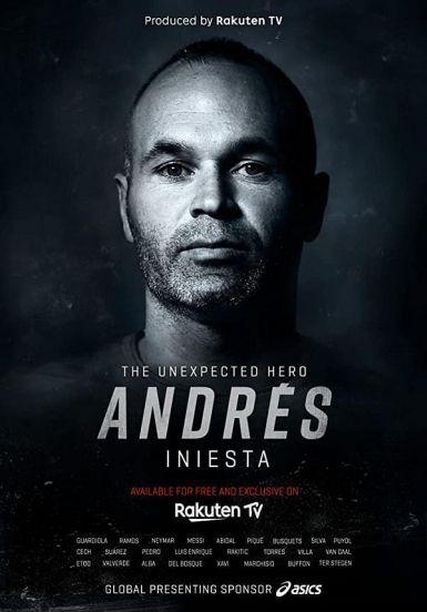 2020西班牙纪录片《意外的英雄伊涅斯塔 》HD1080P.西班牙语中字