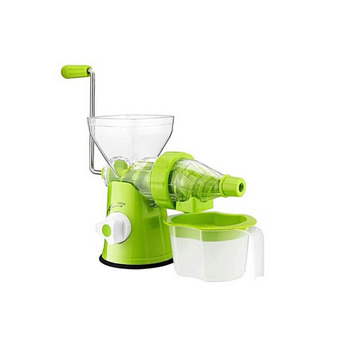 Fully Manual Fruit and Vegetable Juicer