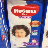 Baby diapers and pants