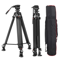 190CM 7KG ASHANKS Camera Video Tripod