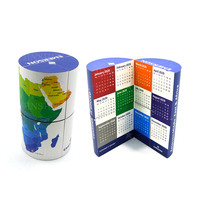 Promotional Barrel Puzzle Cube Cylinder Twisty Puzzles