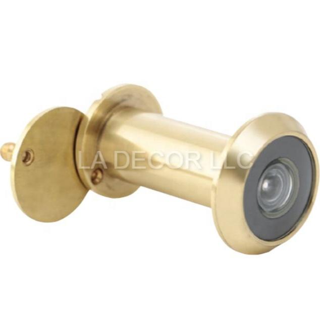 Judas Laiton vue angle 180 ° plastique-lentille espion vision protection couvercle