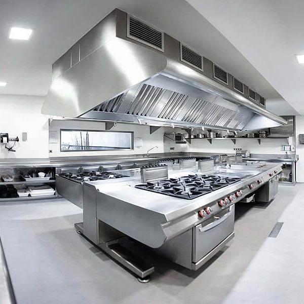 производственная кухня фото всех