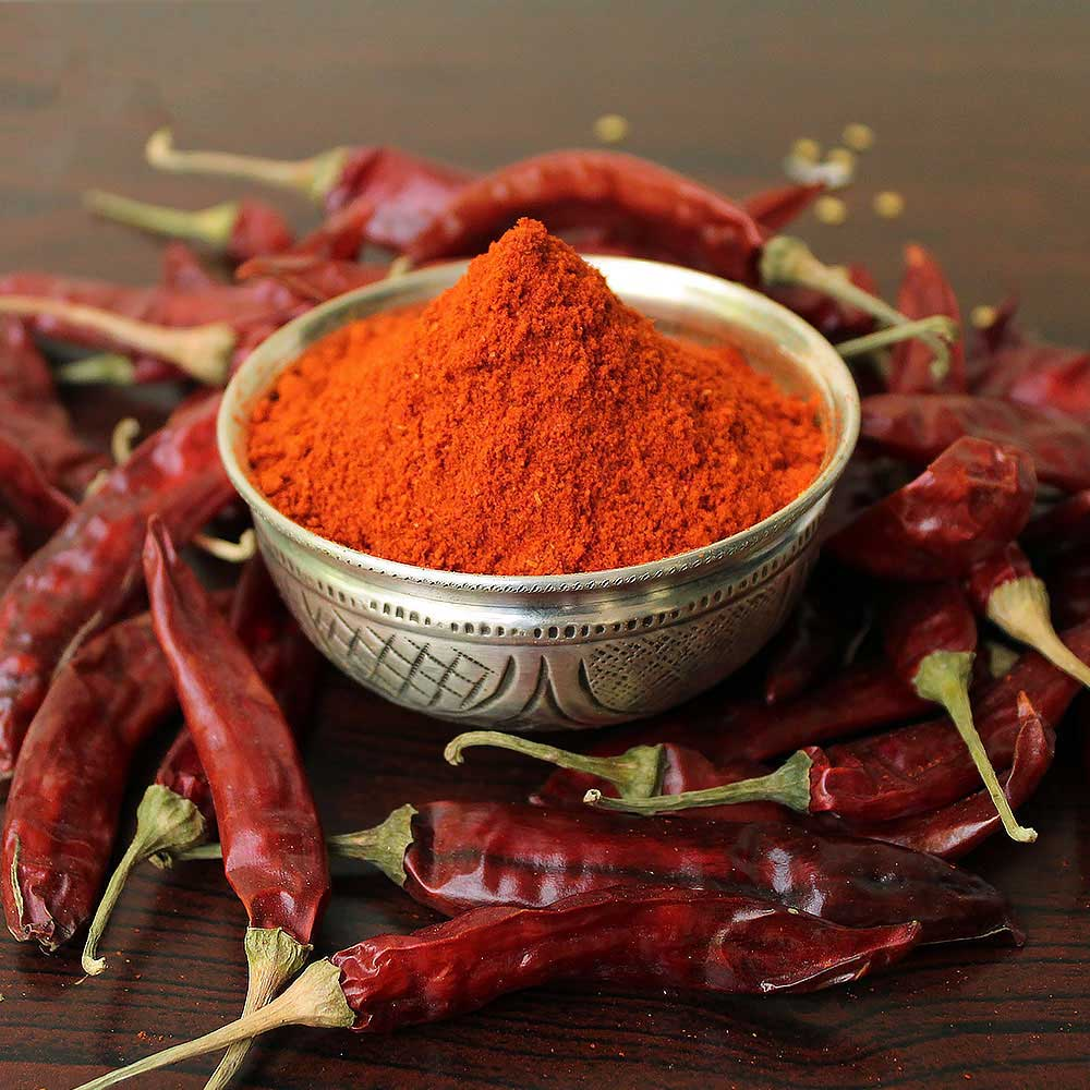Superior Ukraine Spices, 100-220 ASTA Ground Powder Spices Prices For Bulgaria, Hungarian Paprika