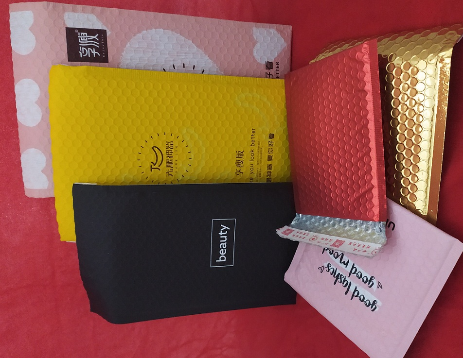 Beste qualität Poly Blase Mailing Mailer Bestellen Verschiffen Gepolsterten Umschlag Taschen Stoßfest Kurier Blase logistik
