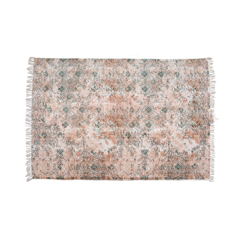 Cotton Washable Rugs For Living Room