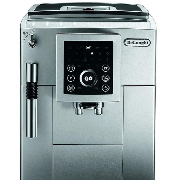 DeLonghi- ECAM23210SB Super Automatic Coffee Machine - Silver 100%New original