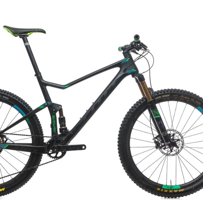 NOVO-Scott Faísca 700 Mountain Bike Final Grande 27.5-SRAM XX1