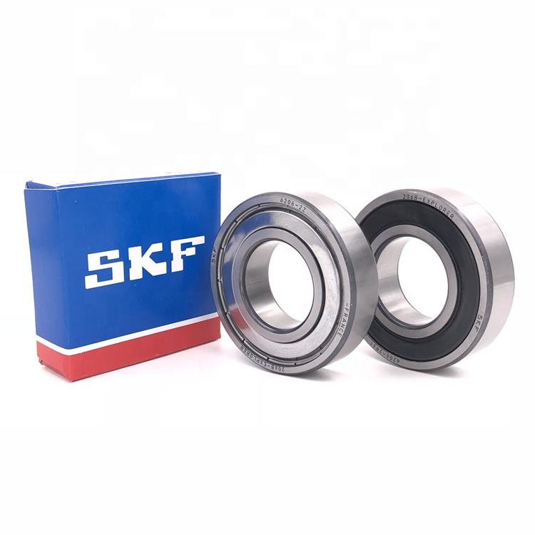25 x 62 x 17-2 Rubber seals SKF 6305-2RS1 SKF Deep Grove Ball Bearings