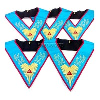Masonic Regalia French rite WM Collar I French regalia Collar