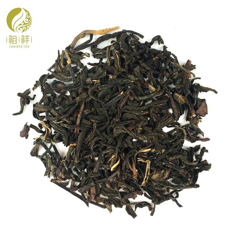Certified organic Golden Yunnan loose leaf bulk Organic black tea - 4uTea | 4uTea.com