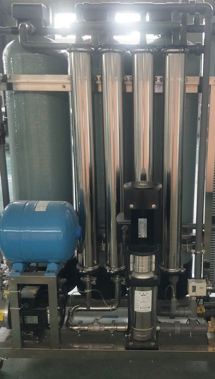 2 stages Magnetic Ro Water Treatment Plant Price compact Reverse Osmosis Water Purifier Systems