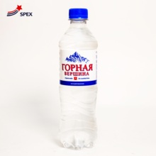 Wholesale plastic Bottle 100% pure  mineral water