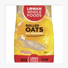 Bulk Supply Wholegrain Organic Rolled Oats