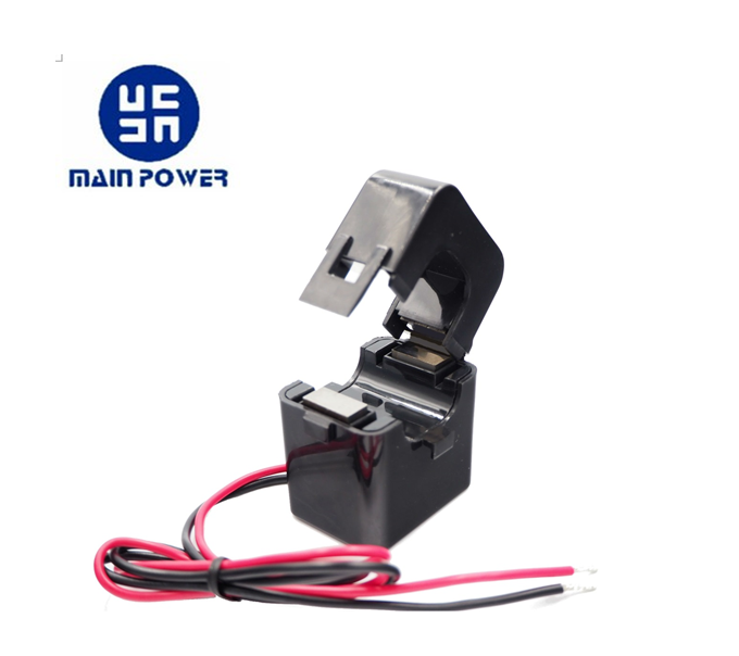 100/5a 1% class split core ct current transformer sensor for digital meter