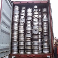 99.99% Aluminum Alloy Wheel Scrap at Low price