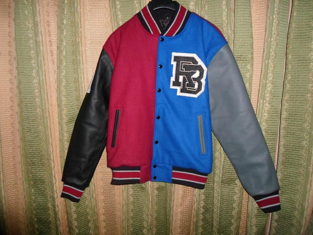 100% Polyester Custom Unisex Top Varsity Jacket -kids Light Jacket ...