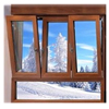 Latest Tilt And Turn Window Aluminum Window For Australia Market Window
